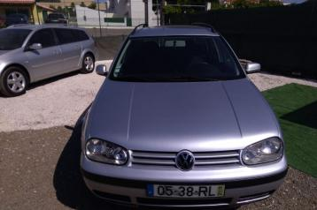 VW Golf Variant 1.9 TDI 90 HP