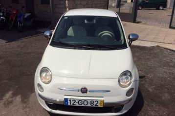 Fiat 500 1.3 16V Multijet Lounge  3000